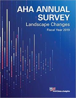 2019 Landscape Change Report cover